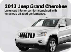 New 2013 Jeep Grand Cherokee for sale Surrey Jim Pattison Chrysler Jeep Dodge